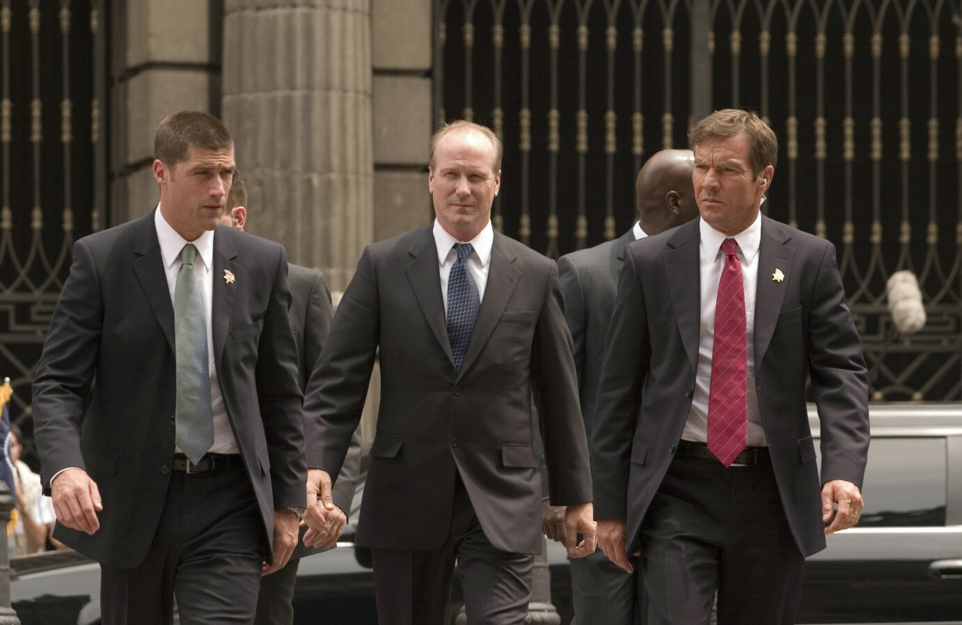 Dennis Quaid,Matthew Fox,William Hurt