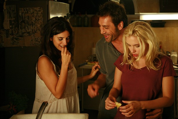 Javier Bardem,Pen Cruz,Scarlett Johansson