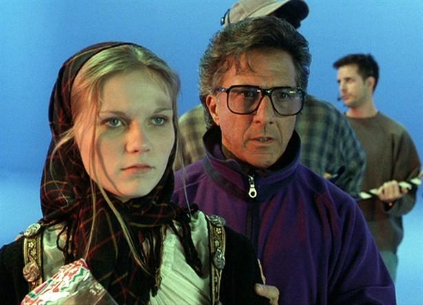 Dustin Hoffman,Kirsten Dunst