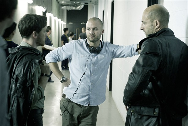 James McAvoy,Mark Strong