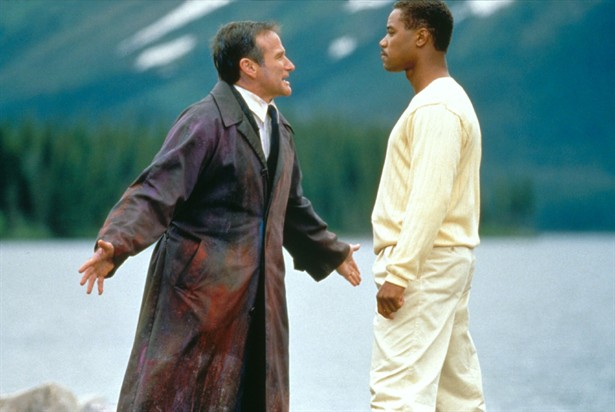 Cuba Gooding Jr.,Robin Williams