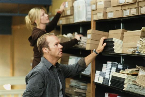 Deborah Kara Unger,Michael Keaton