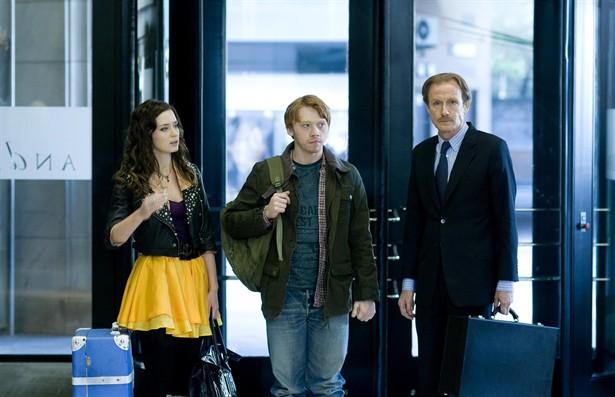 Bill Nighy,Emily Blunt,Rupert Grint