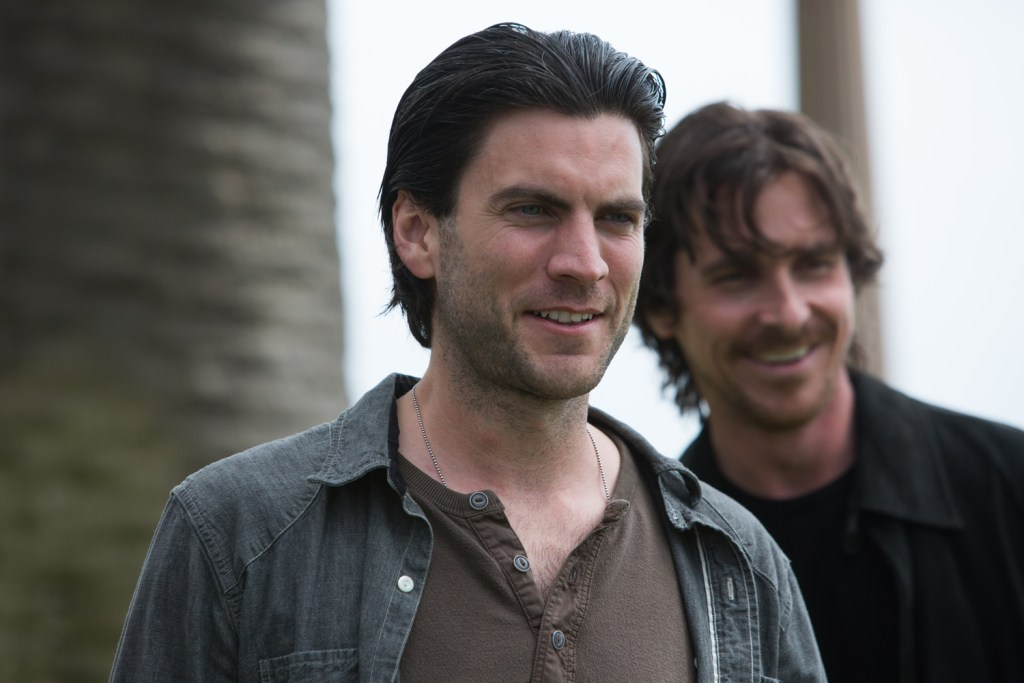 Christian Bale, Wes Bentley