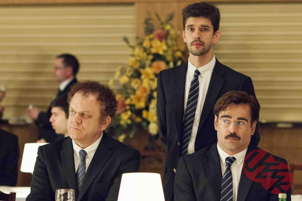 Colin Farrell, Ben Whishaw, John C. Reilly