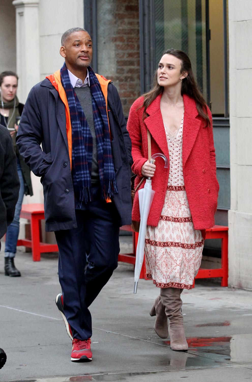 Will Smith, Keira Knightley