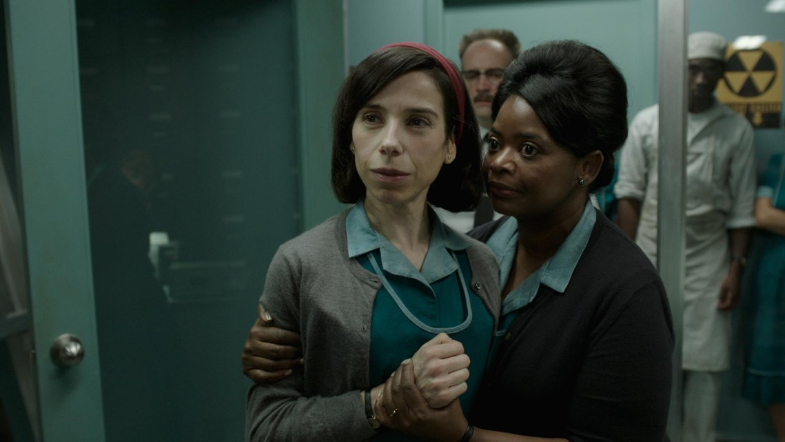 Sally Hawkins, Octavia Spencer