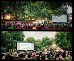 Screenings including THE GREATEST SHOWMAN: Make the Most of the Warm Evenings with Pop Up Screens before Autumn Descends