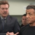 Sylvester Stallone, Christopher McDonald
