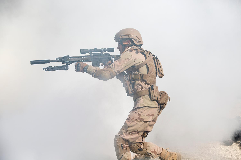 Rogue Warfare 3: Death of a Nation