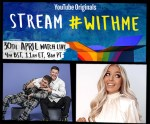 YouTube Originals Announce Star-Studded Four-Hour Livestream Celebration of Solidarity in Lockdown