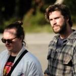 Liam Hemsworth, Clark Duke