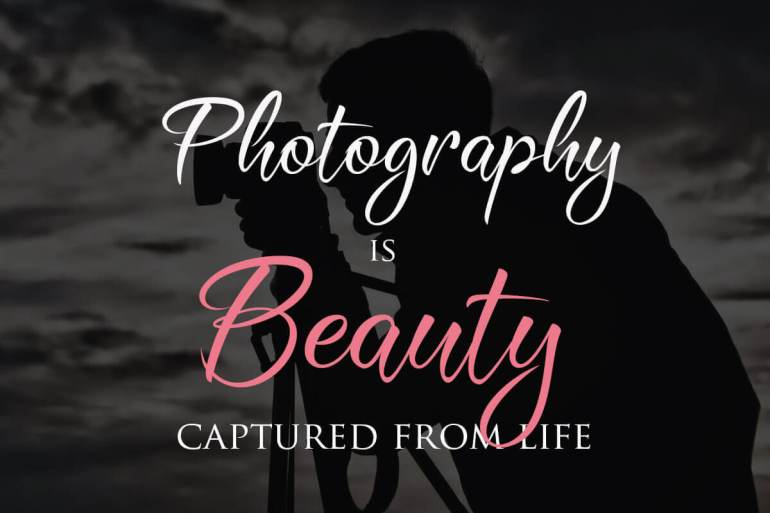 Best Selling Gorgeous Fonts Photography