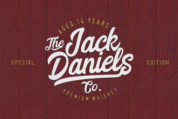 Best Selling Gorgeous Fonts jack-daniels-