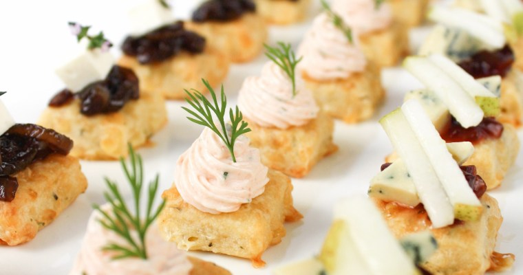 Smoked salmon mousse