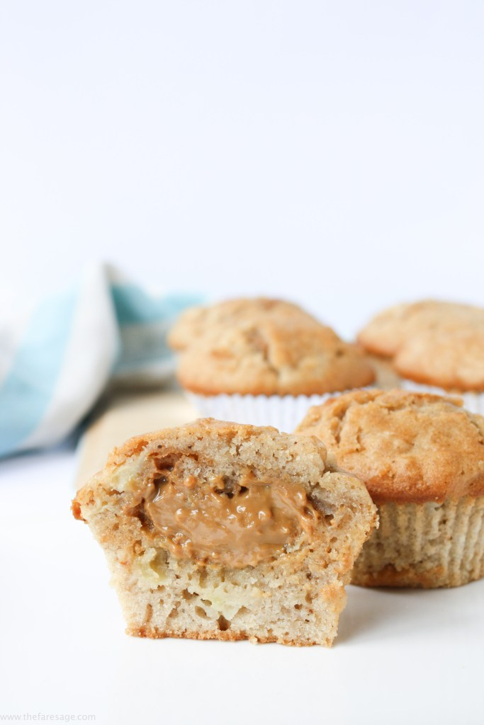 Apple Pie Muffins | The Fare Sage