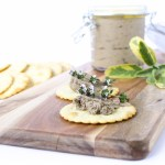 Chicken Liver Pate | The Fare Sage