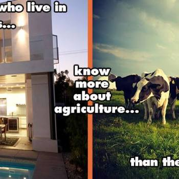 Who Knows More About Agriculture?