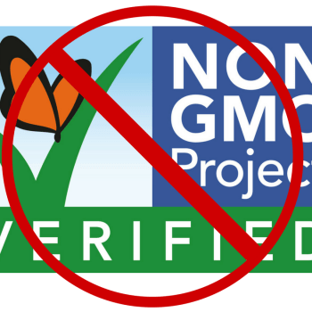 Is The Non-GMO Project a Charity? Amazon thinks so.