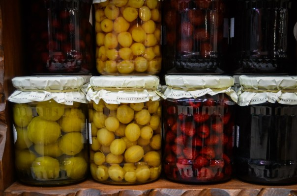 Pressure Canning Foods