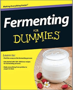 Fermenting For Dummies Book