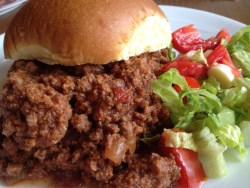 Crockpot Sloppy Joe's
