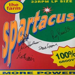 Spartacus - Autographed