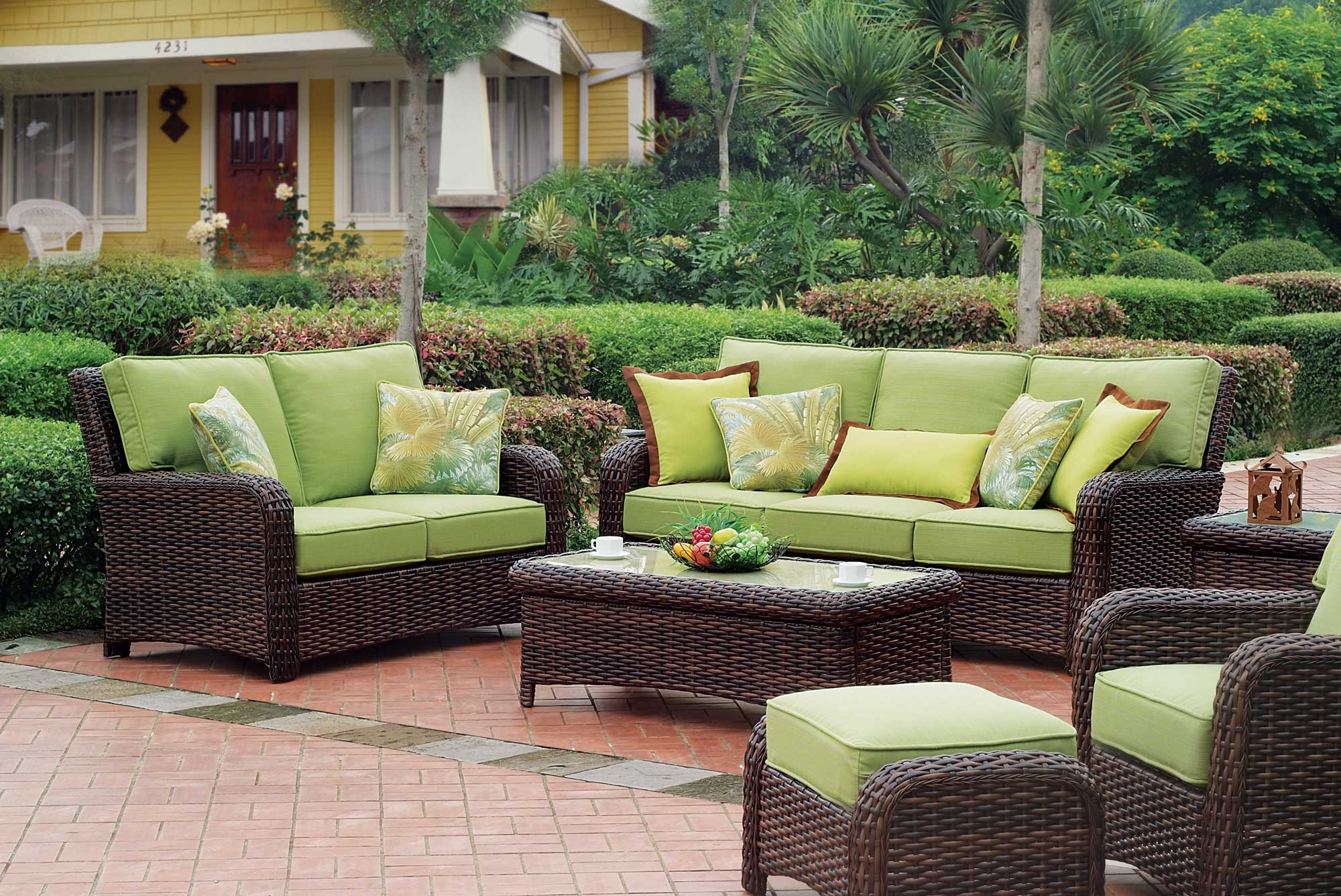 Outdoor Living: Tips for Keeping Your Rattan Furniture ... on Outdoor Living Wicker  id=82089