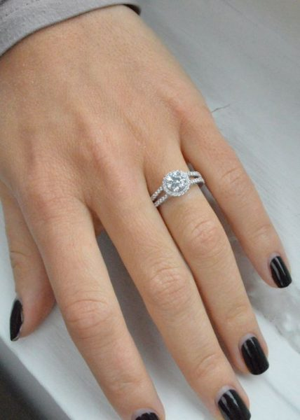 How to Pick the Perfect Engagement Ring - The Fashionable ...