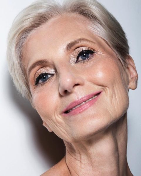The Classiest Makeup Looks For Women Over 50 The Fashionable Housewife