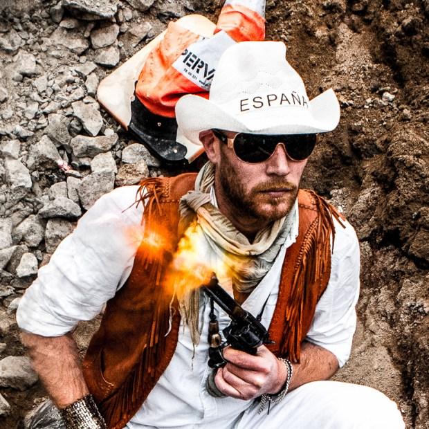 Photographer Adam Den Haene for The Fashion Bandits