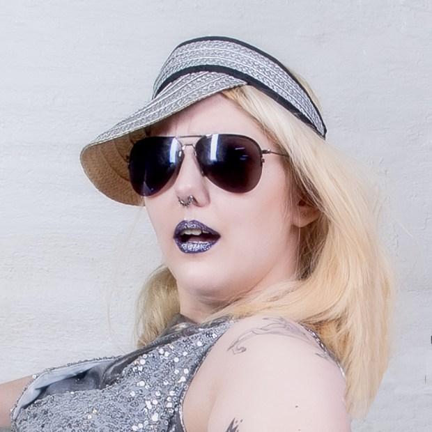 The Fashion Bandits' Model Bandit Jeanette
