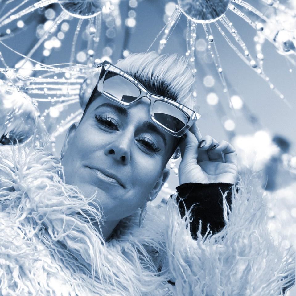 The Fashion Bandit Benedikte St.Pierre is ready for winter