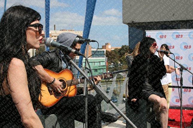 The Veronicas Rock Perth's 92.9