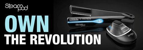The Revolution In Heat Styling Is Here With L'Oreal Professionel's SteamPod