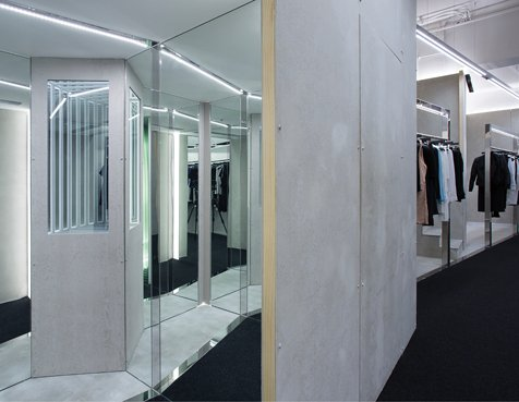 See Inside Dion Lee's First Retail Store
