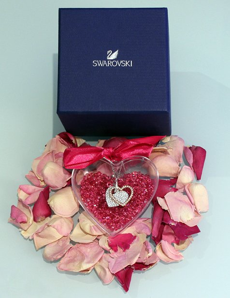 Love At First Sight With Swarovski