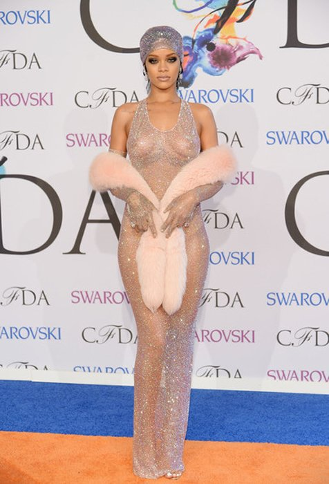 What Do You Think Of Rihanna's CFDA Fashion Awards Outfit?