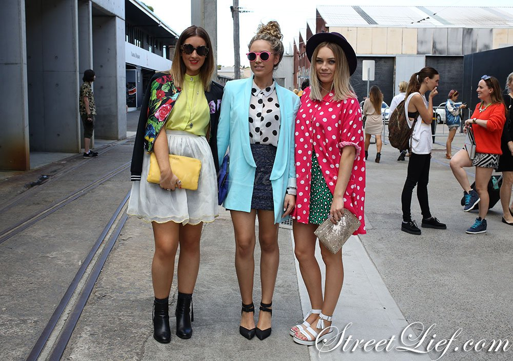 Sydney Street Style | Mercedes-Benz Fashion Week Australia 2013