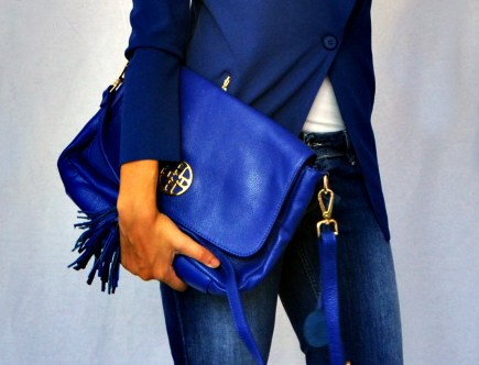 Una borsa preziosa può cambiare il look