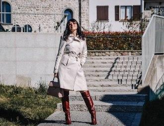 Come indossare un trench, come sceglierlo e abbinarlo - The Fashion Cherry Diary