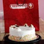 Gidilicious: Cold Stone Creamery's Cake Batter Confetti