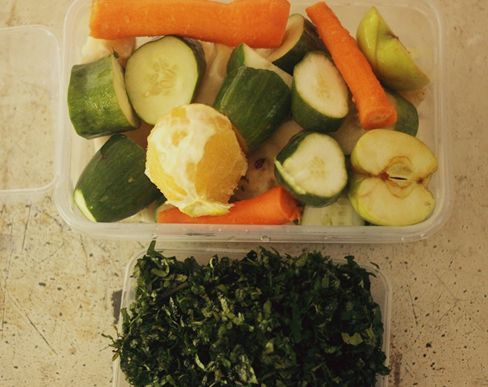 Juicing Recipes: Ugwu Juice (Pumpkin Leaf)