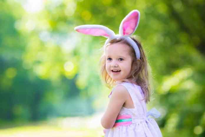 Dress Your Toddler On This Easter