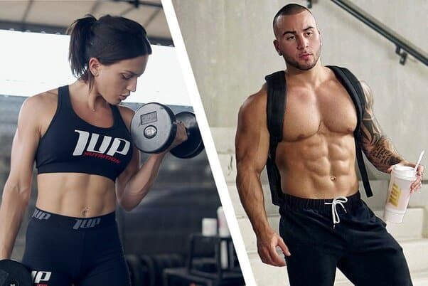 The Right Way To Diet To Lose Fat And Maintain Muscle