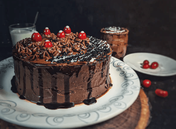 Top Four Cakes For The Birthday Celebration