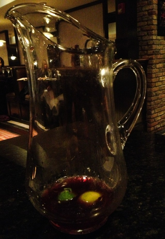 Sangria Pitcher i fratellis