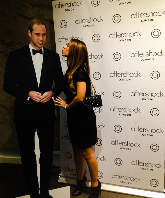 Even Prince William himself was there!