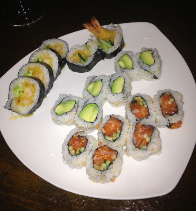 Bluefish Sushi Las Colinas