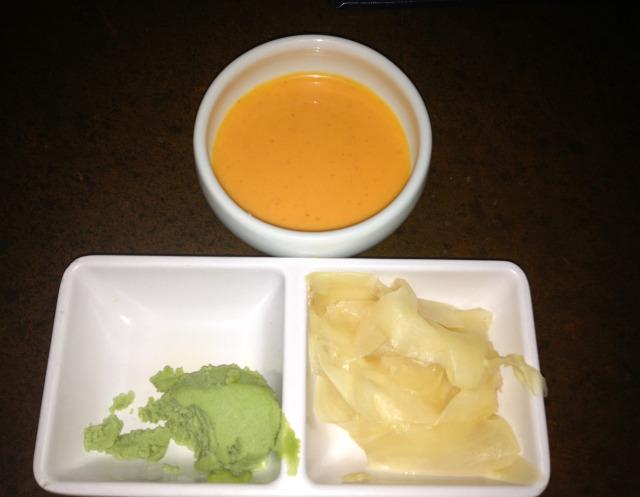 Bluefish Sushi Spicy Mayo